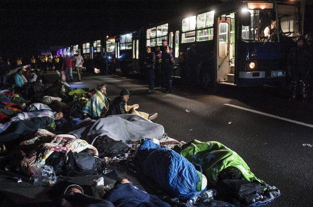 Europa está paralizada por el