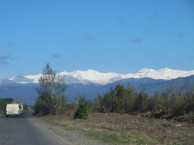 Crónica de países inexistentes II: Osetia del