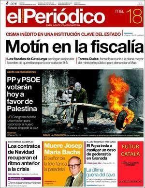 Revista de prensa: La llamada del