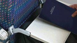 Este aparato impide que te reclinen el asiento en el