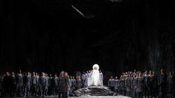 Lohengrin, de Wagner: Luz y luto en el Teatro