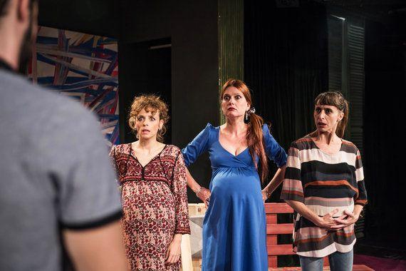 Tres estrenos de teatro para este octubre en Madrid: 'Tres', 'Stockmann' y 'El burlador de