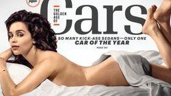 Emilia Clarke, la mujer más sexy del mundo en 2015 según