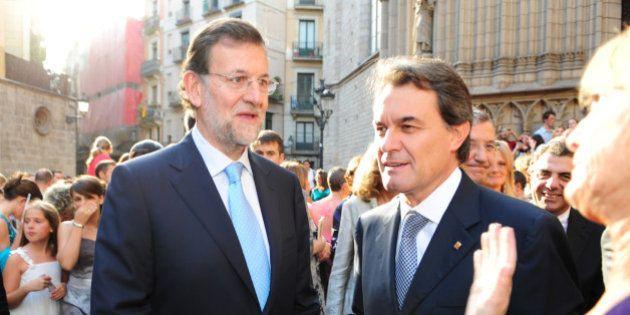El Govern invita a Rajoy a dialogar con motivo de su viaje a