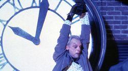La primera imagen de Doc, de 'Regreso al futuro', en 'The Big Bang