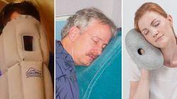 Cómo dormir en viajes o en el trabajo sin destrozarte el cuello