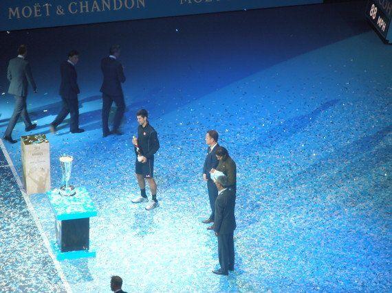 Djokovic no tiene compasión de Nadal y se proclama campeón de la Copa de