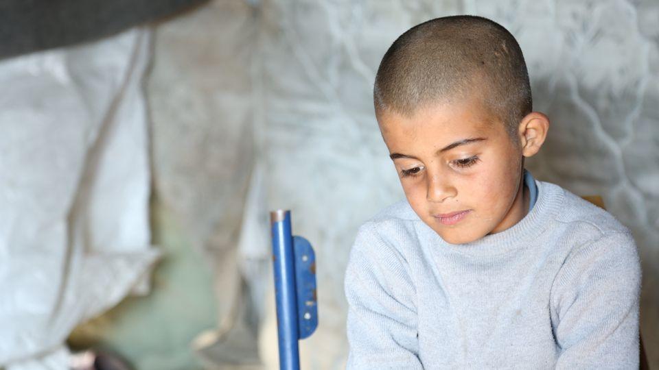 Lo que supone vivir una infancia bajo asedio