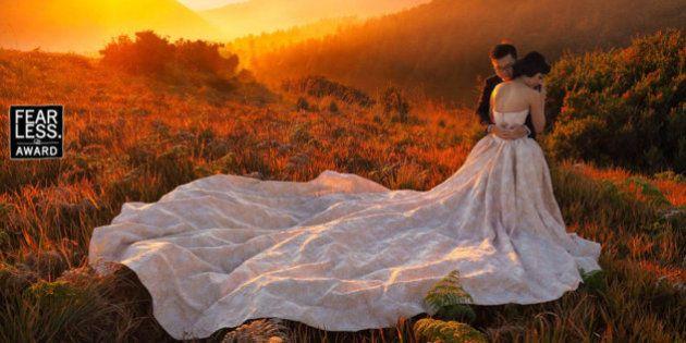 Las mejores entre las más bellas: 25 fotos de boda que merece la pena