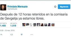 En libertad tres de los periodistas españoles detenidos en