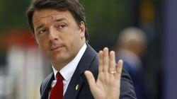 Así ha anunciado Renzi su