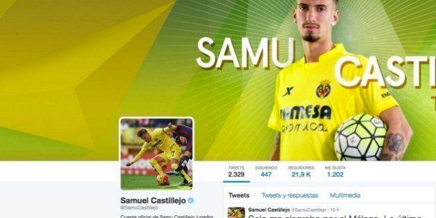 Castillejo hace un Piqué tras el empate del Valencia y Twitter se vuelve