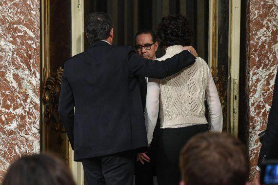 La foto que resume el año más loco de la política