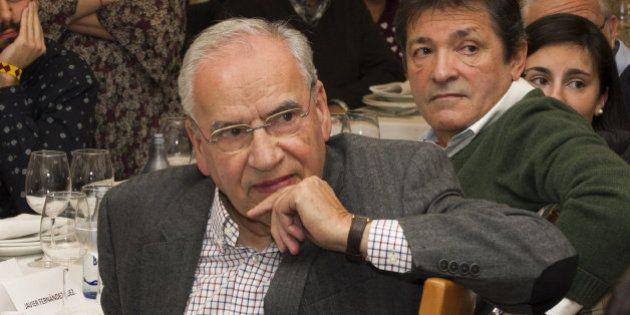 Alfonso Guerra carga contra el PSOE por no