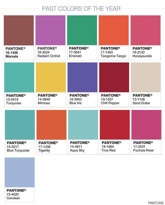 Greenery: este es el Color Pantone de