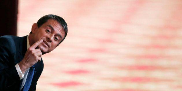 Manuel Valls, candidato a las primarias socialistas y a la presidencia de la