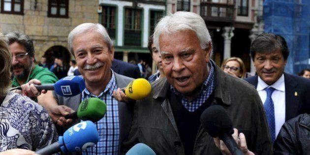 Felipe González niega que dijera que quiere que Cataluña sea una
