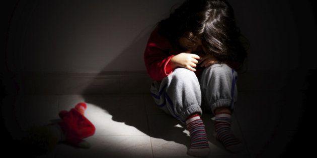 71 niños se han quedado huérfanos por violencia de género en menos de dos