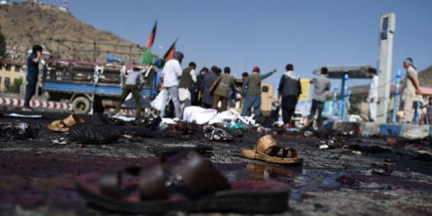 Ascienden a 80 los muertos y más de 200 heridos en un ataque suicida en