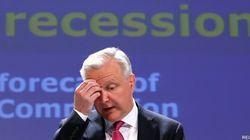 Bruselas amonesta a España por desequilibrios