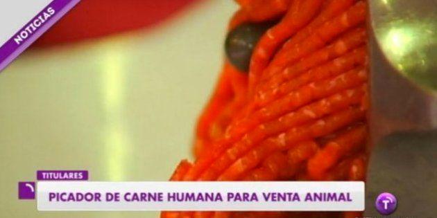 Castilla- La Mancha TV informa del descuartizamiento de una mujer con una trituradora de