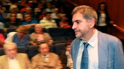 El presidente de los socialistas vascos: