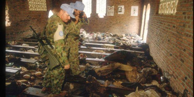 Ruanda inicia una semana de recuerdo por el 20 aniversario del