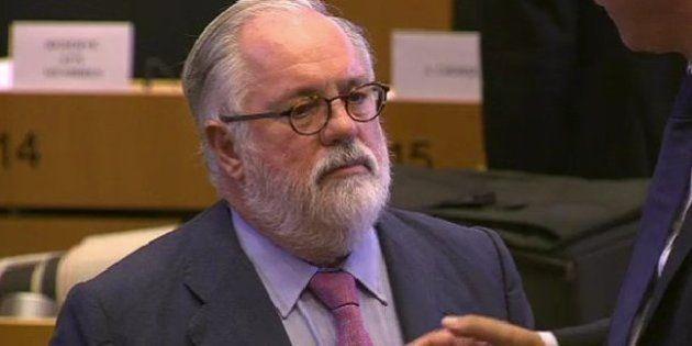 La audiencia de Cañete ante el Parlamento Europeo, en
