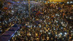 Por qué #OccupyCentral ha usado la no violencia como