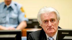 El exlíder serbobosnio Karadzic, condenado a 40
