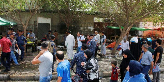 Al menos 21 muertos en un atentado suicida en
