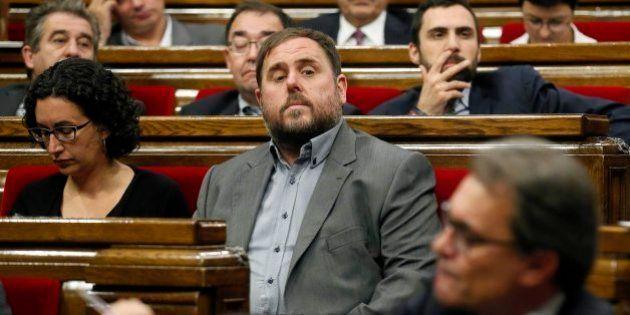 Junqueras (ERC), sobre la consulta: