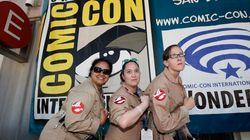 Los mejores 'cosplays' de la última edición de la Comic