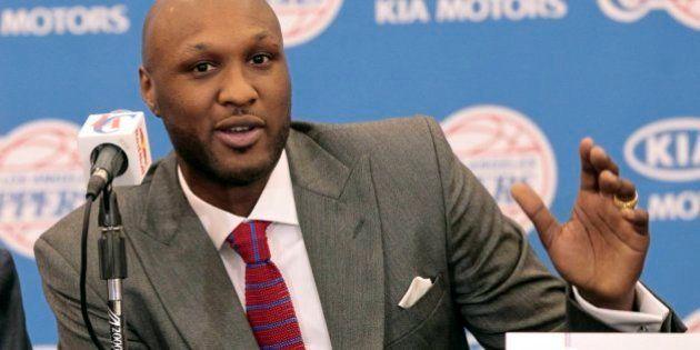 Encuentran al jugador de la NBA Lamar Odom inconsciente en un