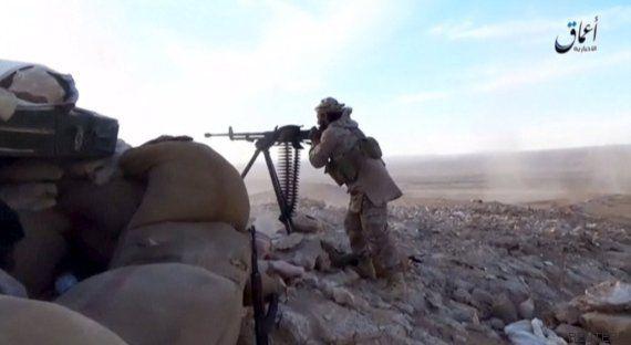 El Ejército sirio irrumpe en Palmira en medio de una ofensiva contra el