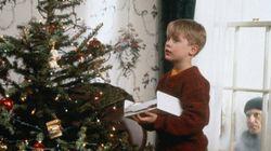 13 árboles de Navidad para amantes del cine