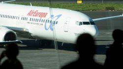 Estos son los 144 vuelos que la huelga de pilotos obliga a cancelar a Air