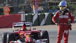 Fernando Alonso deja