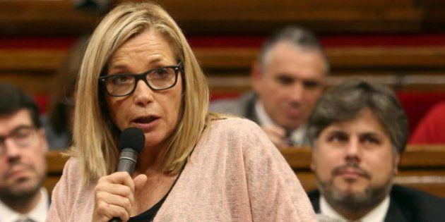 Joana Ortega, vicepresidenta de la Generalitat: