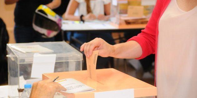 Casi el 40% no votaría en unas terceras