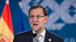 Rajoy, tres años