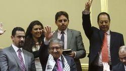 España-Palestina: mucho ruido y pocas