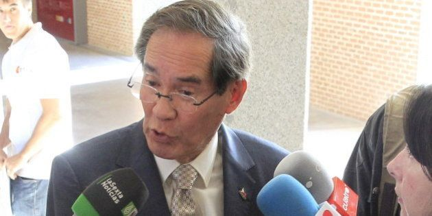 Carlos C. Salinas, embajador de Filipinas en España: