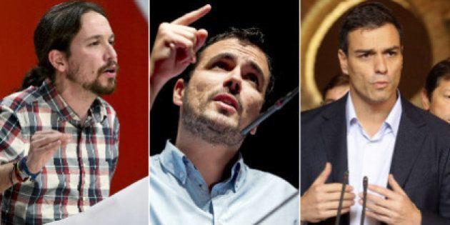 Nueva izquierda joven: ¿A quién votarías hoy?