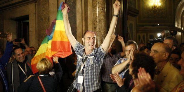 El Parlament de Cataluña aprueba la Ley contra la