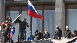 Activistas prorrusos declaran la República independiente de