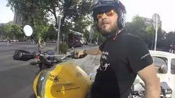 Miquel Silvestre, de registrador de la propiedad a viajero