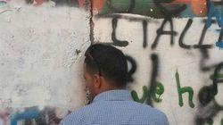 La vida detrás del Muro de Cisjordania: