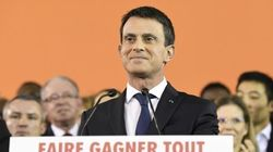 Manuel Valls anuncia su candidatura en las presidenciales de