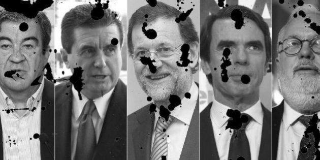 Los responsables políticos de la gestión del 'Prestige' once años más